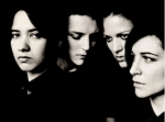 Shock as WomenBand Pose with Neutral Faces
